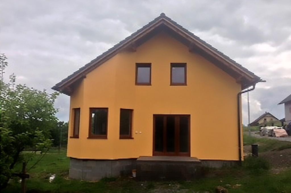 Patrový dům 201