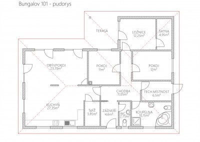 detail domu